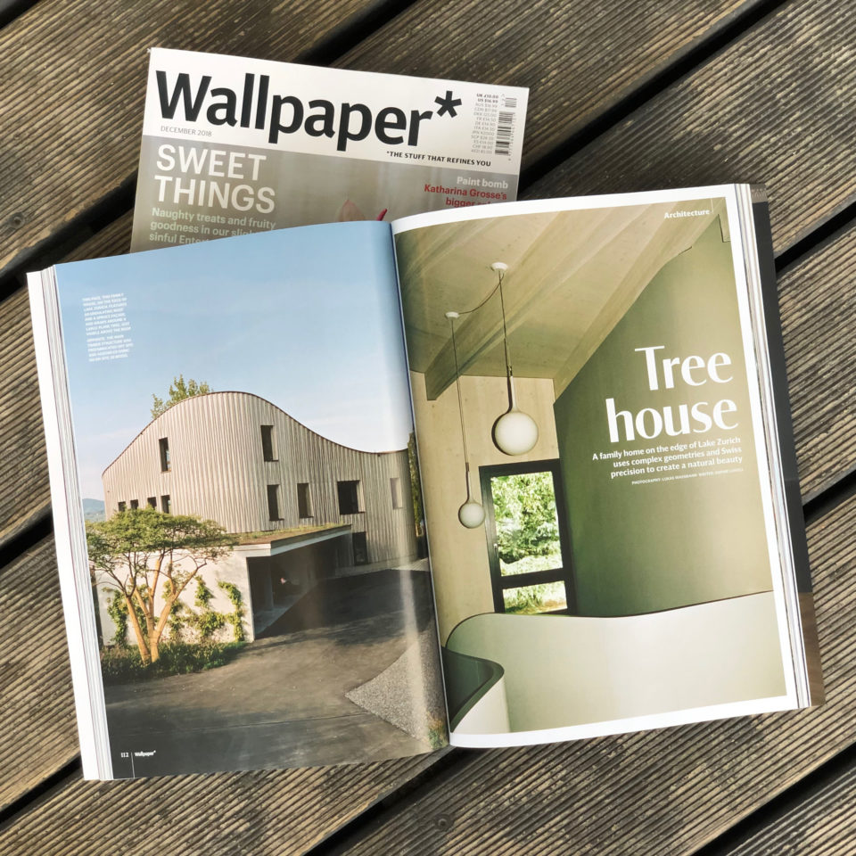 Out now: Wallpaper December 2018
