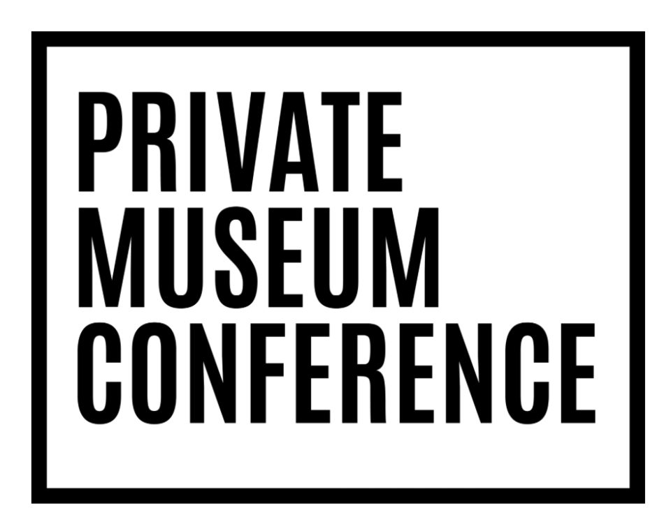 Speaking at the Private Museum Conference, Basel